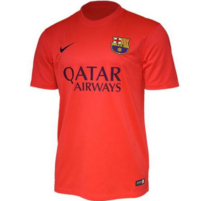 FCB SS AWAY SUPPORTERS TEE
